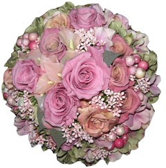 ブーケ&花飾り
