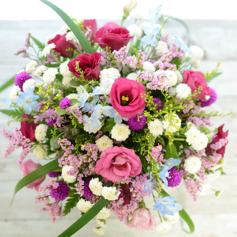 NFD1級ほぐれた花束