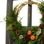 【クリスマスリースの作り方】ナチュラル&シンプル3タイプ