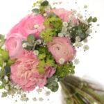 【簡単:花束の作り方】初心者さん向けスパイラルのコツとポイント